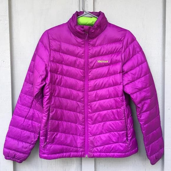 0997d7ef Marmot Jackets & Coats | 700 Fill Down Packable Puffer Jacket Coat ...